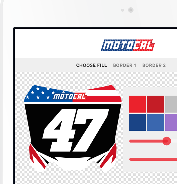 Motorcycle Motocal Motor Racing Decals Motocal Motor - Custom motorcycle stickers racing