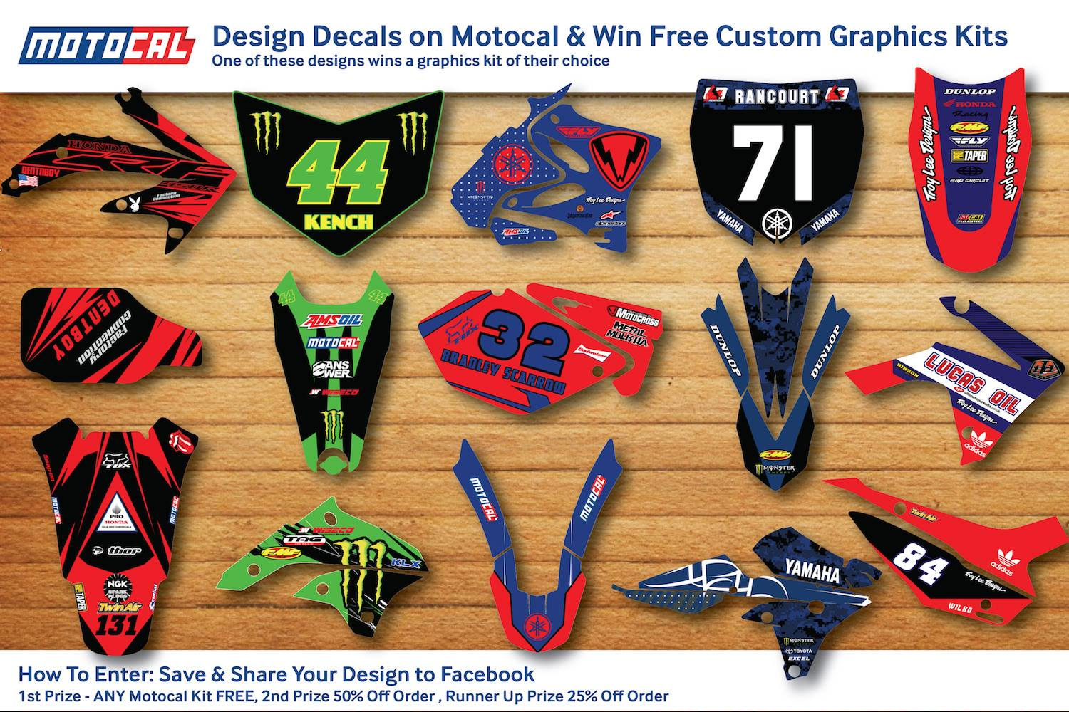 Motocal Shared Design Competition | Motocal - Motor Racing