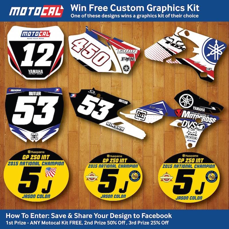 Motocal Shared Design Competition | Motocal - Motor Racing