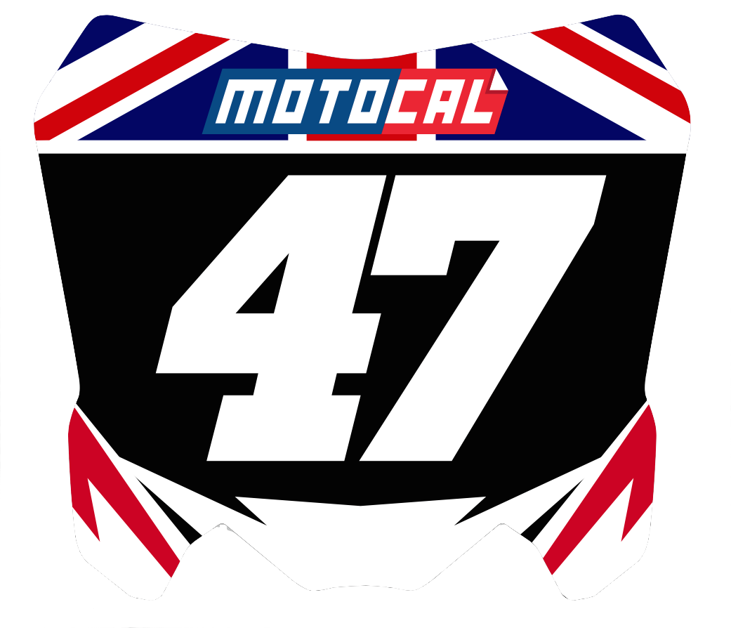 Motocal Motor Racing Decals