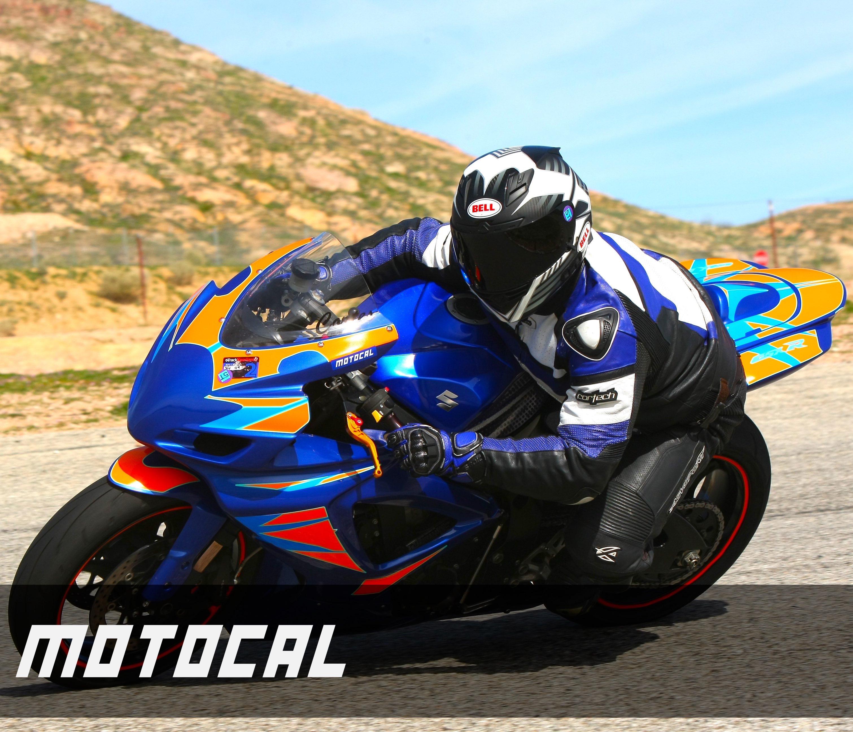 Motocal - Motor Racing Decals